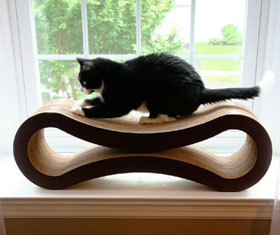 Cat Scratcher Lounge
