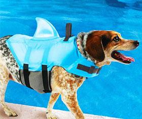 Shark Fin Swim Vest